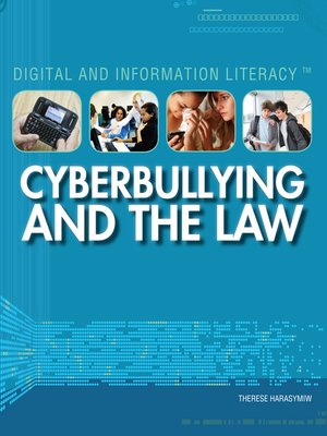 cover image of Cyberbullying and the Law