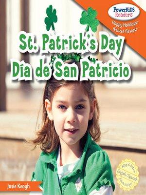 cover image of St. Patrick's Day / Día de San Patricio