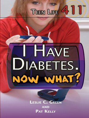 cover image of I Have Diabetes. Now What?