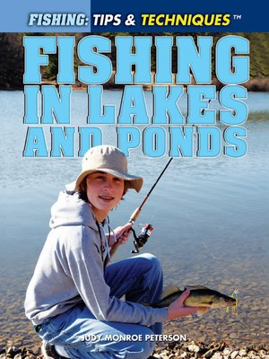 cover image of Fishing in Lakes and Ponds