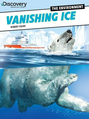 cover image of Vanishing Ice
