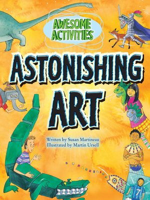 cover image of Astonishing Art