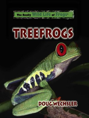 cover image of Treefrogs
