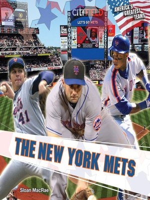 cover image of The New York Mets