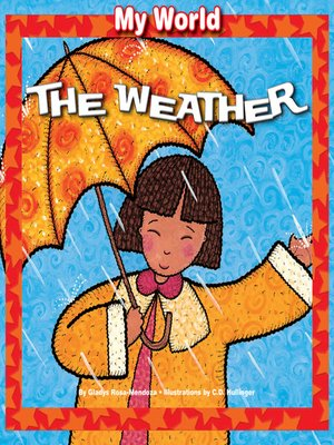 cover image of The Weather