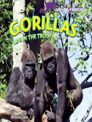 cover image of Gorillas