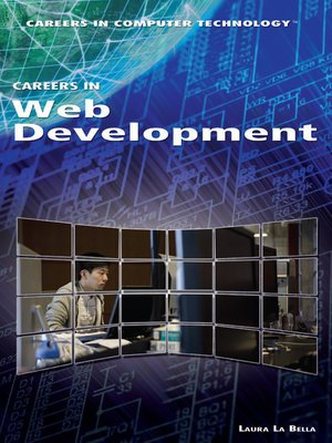 cover image of Careers in Web Development