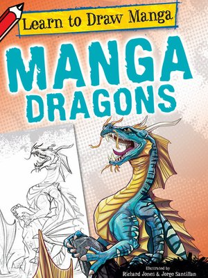 cover image of Manga Dragons