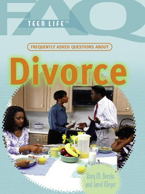 cover image of Frequently Asked Questions About Divorce