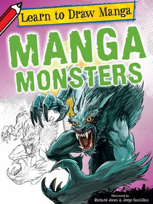 cover image of Manga Monsters