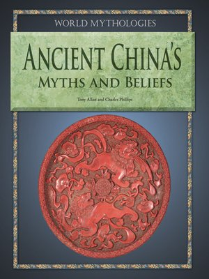 cover image of Ancient China's Myths and Beliefs