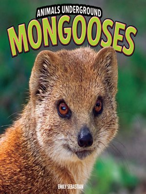 cover image of Mongooses
