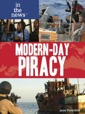 cover image of Modern-Day Piracy