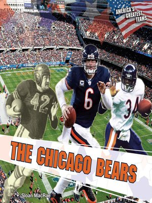cover image of The Chicago Bears