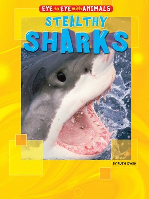 cover image of Stealthy Sharks