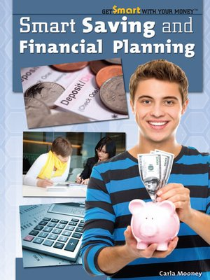 cover image of Smart Saving and Financial Planning