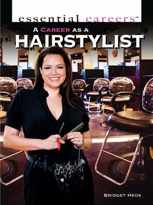 cover image of A Career as a Hairstylist