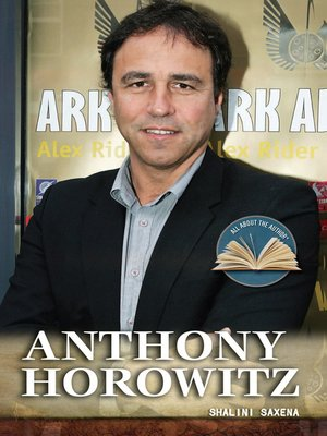 cover image of Anthony Horowitz