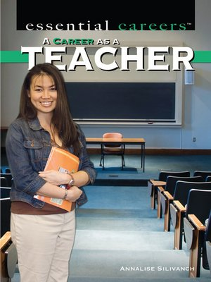 cover image of A Career as a Teacher