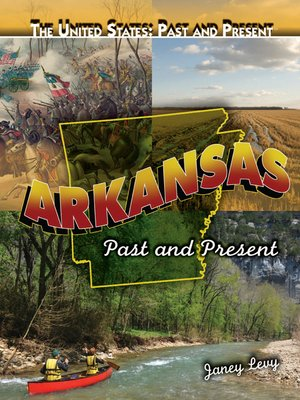 cover image of Arkansas