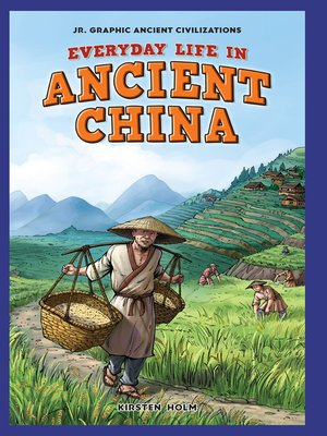 cover image of Everyday Life in Ancient China
