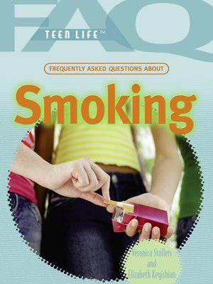cover image of Frequently Asked Questions About Smoking