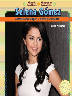 cover image of Selena Gómez