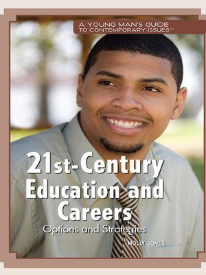 cover image of 21st-Century Education and Careers