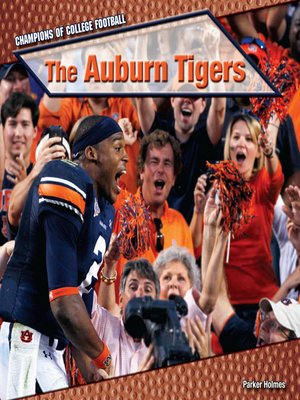 cover image of The Auburn Tigers