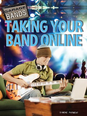 cover image of Taking Your Band Online