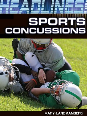 cover image of Sports Concussions