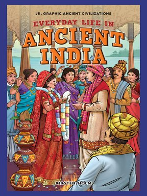 cover image of Everyday Life in Ancient India