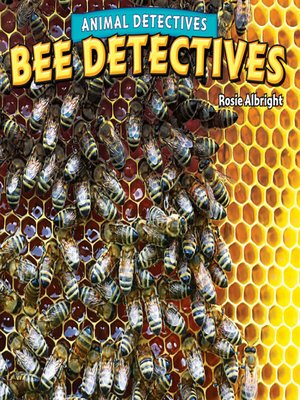 cover image of Bee Detectives