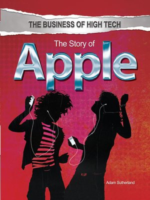 cover image of The Story of Apple