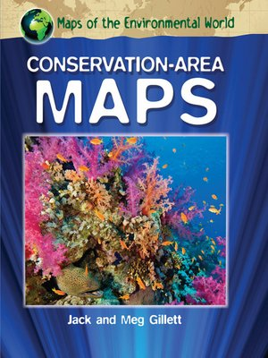 cover image of Conservation-Area Maps