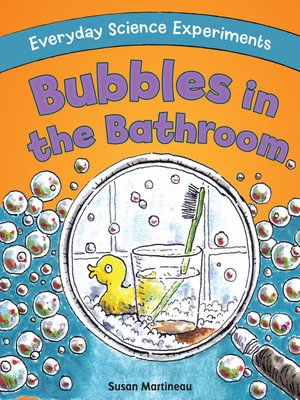cover image of Bubbles in the Bathroom