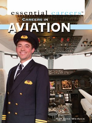 cover image of Careers in Aviation