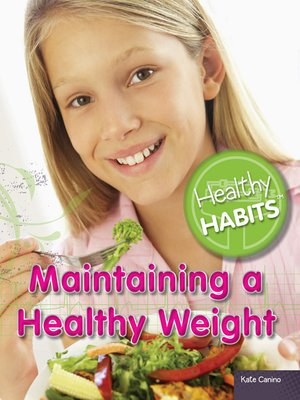cover image of Maintaining a Healthy Weight