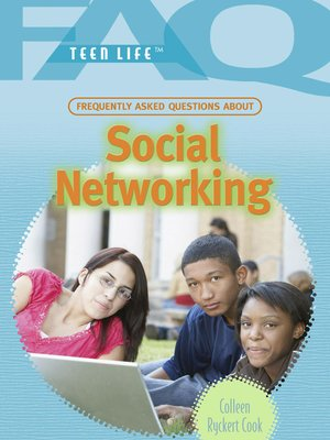 cover image of Frequently Asked Questions About Social Networking