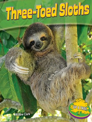cover image of Three-Toed Sloths