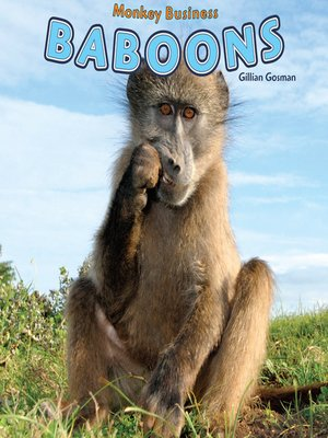 cover image of Baboons