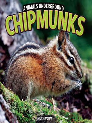 cover image of Chipmunks