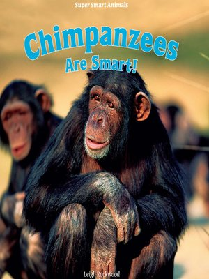 cover image of Chimpanzees Are Smart!