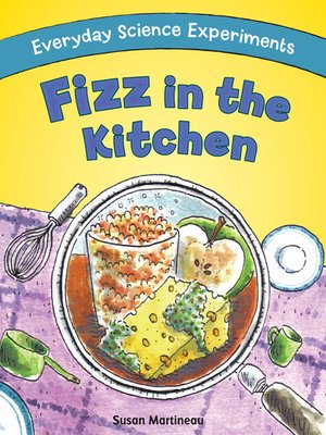 cover image of Fizz in the Kitchen