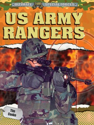 cover image of US Army Rangers