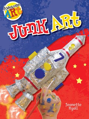 cover image of Junk Art