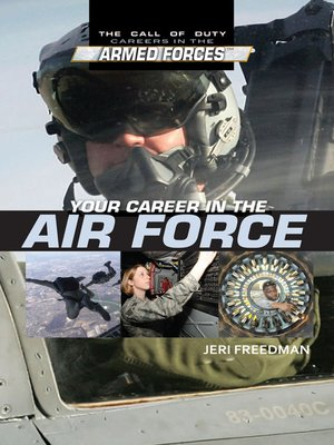 cover image of Your Career in the Air Force