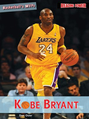 cover image of Kobe Bryant