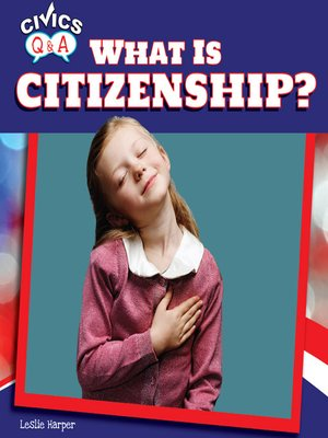 cover image of What Is Citizenship?