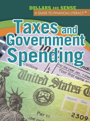 cover image of Taxes and Government Spending